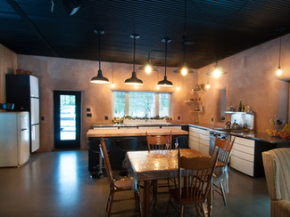 Alexander Acres - Kitchen & Plaster