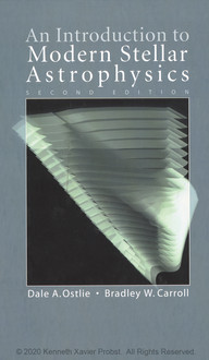 An Introduction to Modern Stellar Astrophysices, 2e