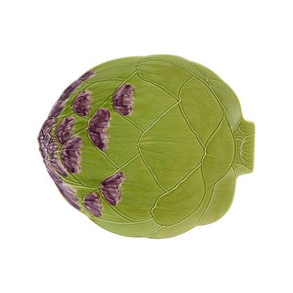 Green Artichoke Large Platter