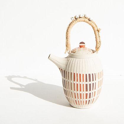 Terracota Teapot