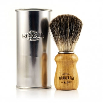 ANTIGA BARBEARIA DO BAIRRO - Badger Shaving Brush