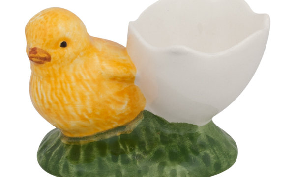 EGGSHELL WITH WHOLE CHICK - Egg Cup