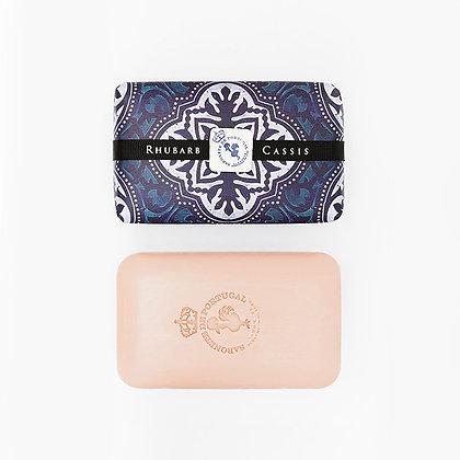 RHUBARB & CASSIS - 300g Soap