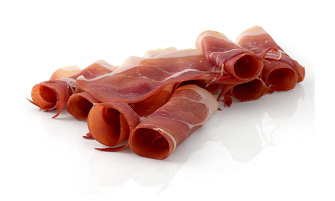 'Pata negra' cured ham from Alentejo