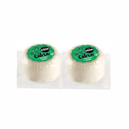 Paiva goat cured cheese +/- 120g x 2