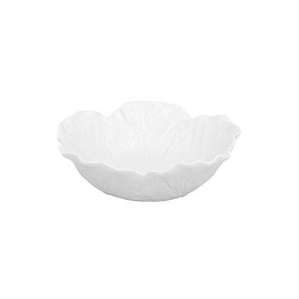 CABBAGE - Large Bowl 29cm White