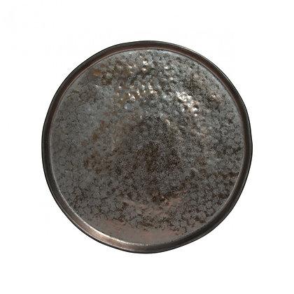 LAGOA - Metal Dinner Plate