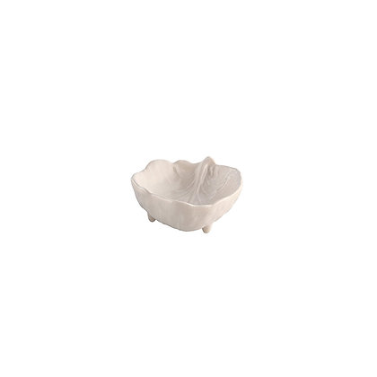 CABBAGE - Mini Bowl White