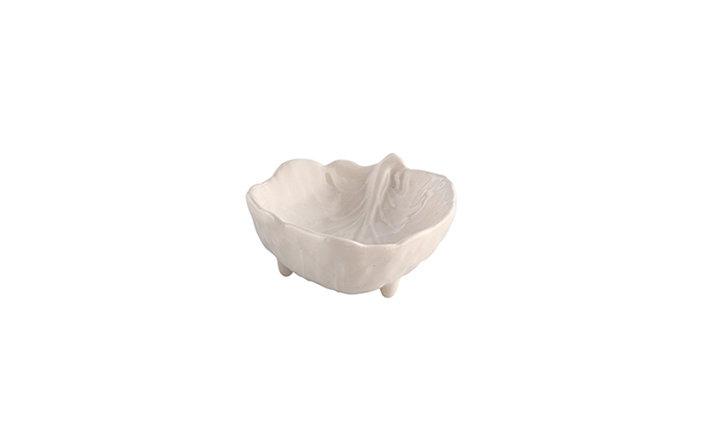 CABBAGE - Mini Bowl White