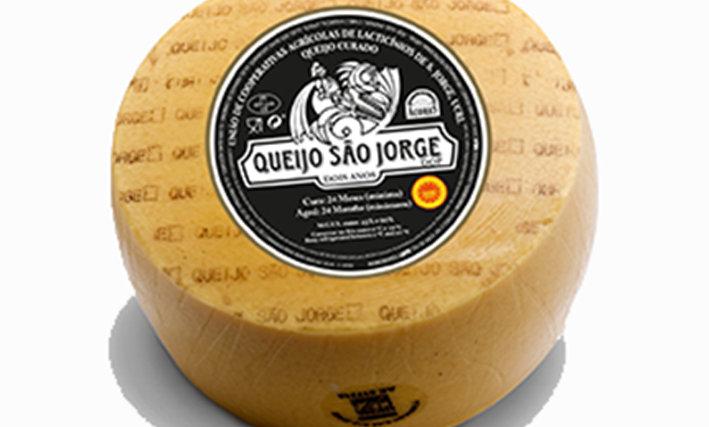Sao Jorge cheese 12M cure (cow)
