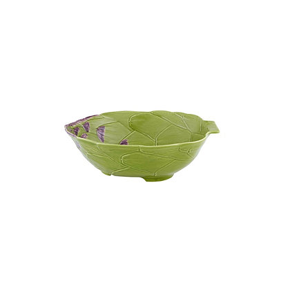 Green Artichoke Medium Bowl