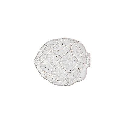 ARTICHOKE - Bread Plate 17.5cm White