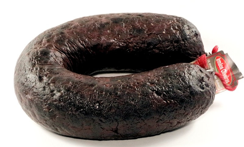 BLACK PUDDING WITH RICE