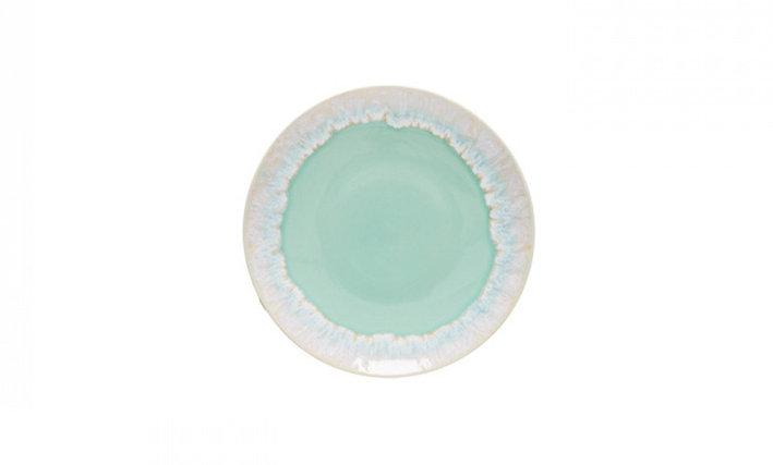 TAORMINA - Aqua Bread Plate