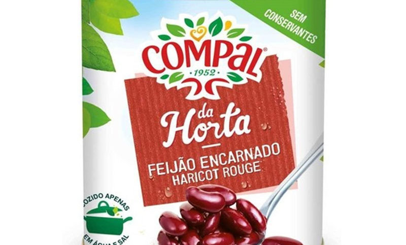 Red Beans COMPAL 845g