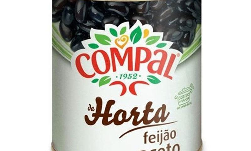 Black beans COMPAL 845g