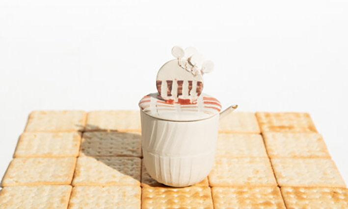 Terracota Sugarpot