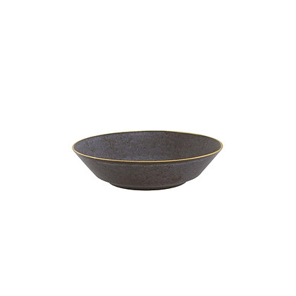 Gold Stone Pasta Plate