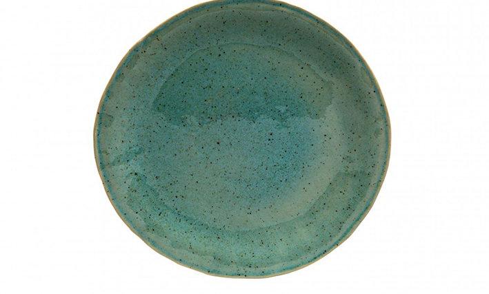 SAUSALITO - Green Dinner Plate