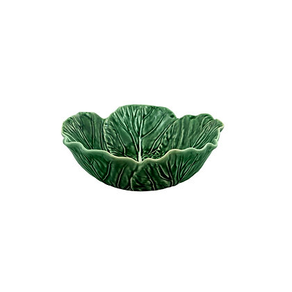 22.5cm Green Cabbage Bowl