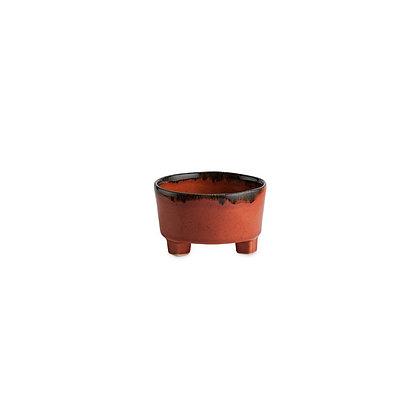 RIVIERA - Footed Fruit Bowl Lantana