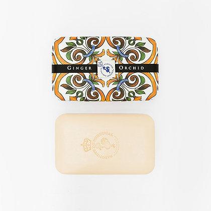 GINGER & ORCHID - 300g Soap