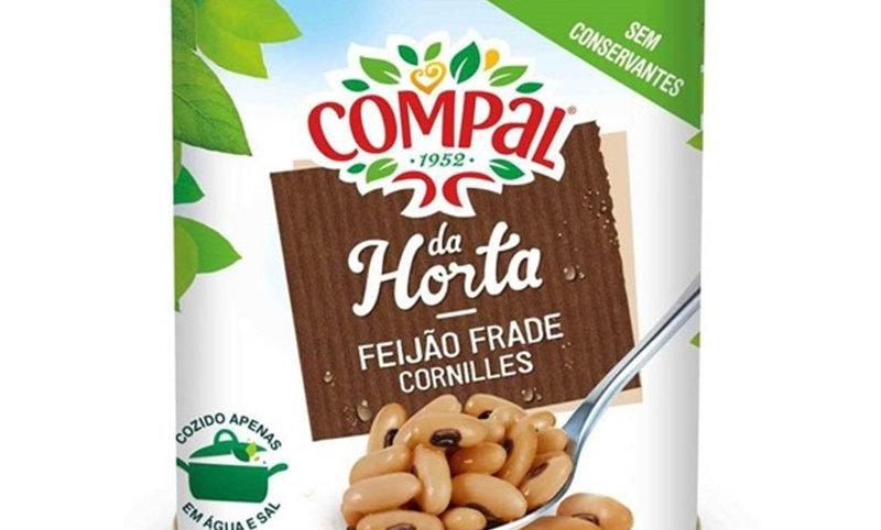 Black eye beans COMPAL 845g
