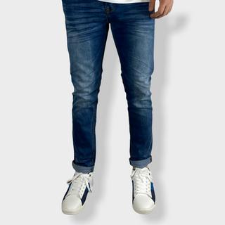 Jeans scuro semplice   €25