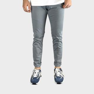 Pantalone slim grigio chiaro €20