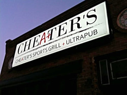 CHEATERS PUB