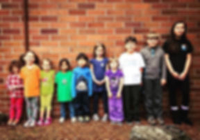 Class Color Day #westseattlemontessori #