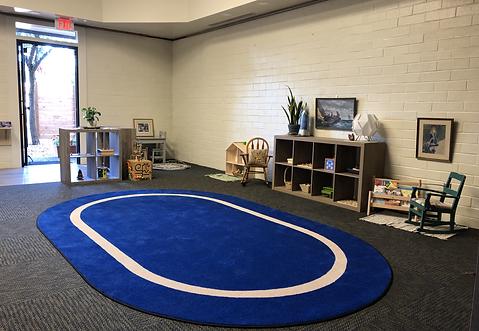 WSMS Toddler Room