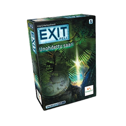 Exit - Unohdettu Saari
