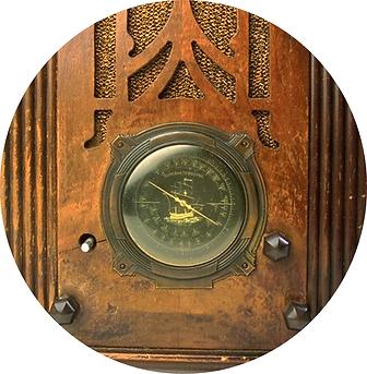 Pakohuone Cube Rikollinen Rakastaja vanha radio