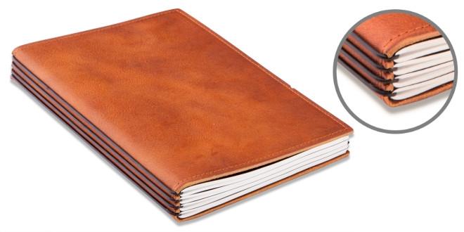 Notizbuch Beispielbild
