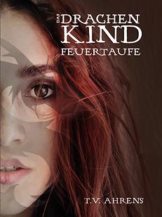 Das Drachenkind Cover T.V. Ahrens Buch