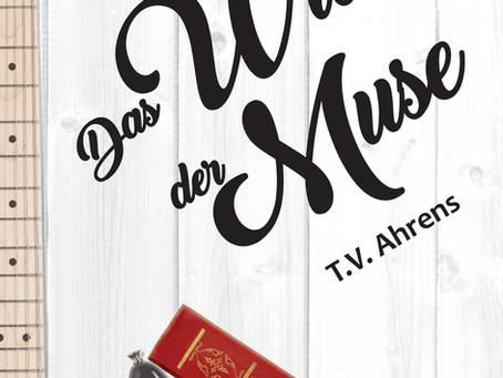"""""""Das Wissen der Muse"""" - Erster Blick auf Cover und Klappentext!"""