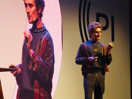 What makes for an inspirational public speaker?