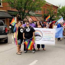 SWRY Durango Pride March 2019