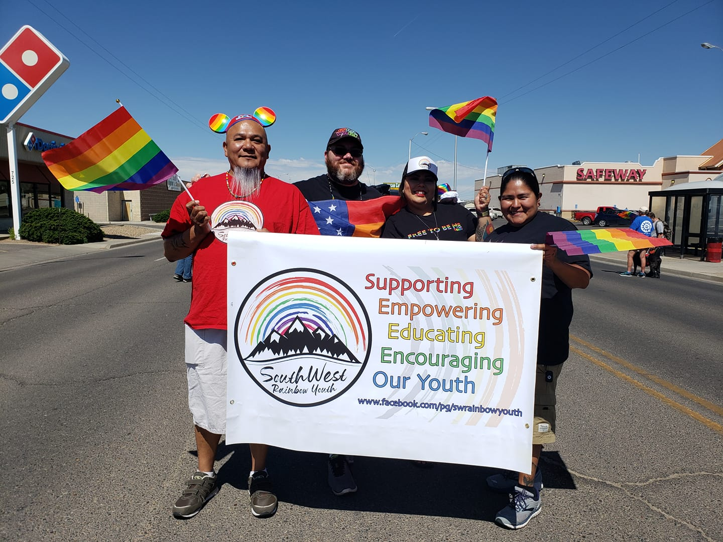 SWRY Farmington Pride Parade 2019