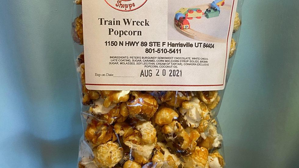 Trainwreck Popcorn