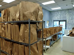 Food Bags Ready
