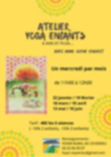 Atelier Yoga Parent Enfants et enfants.p