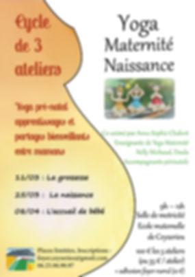 Affiche yoga maternite 2020 V3 mars-avri