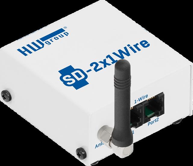 HWg SD-2x1Wire