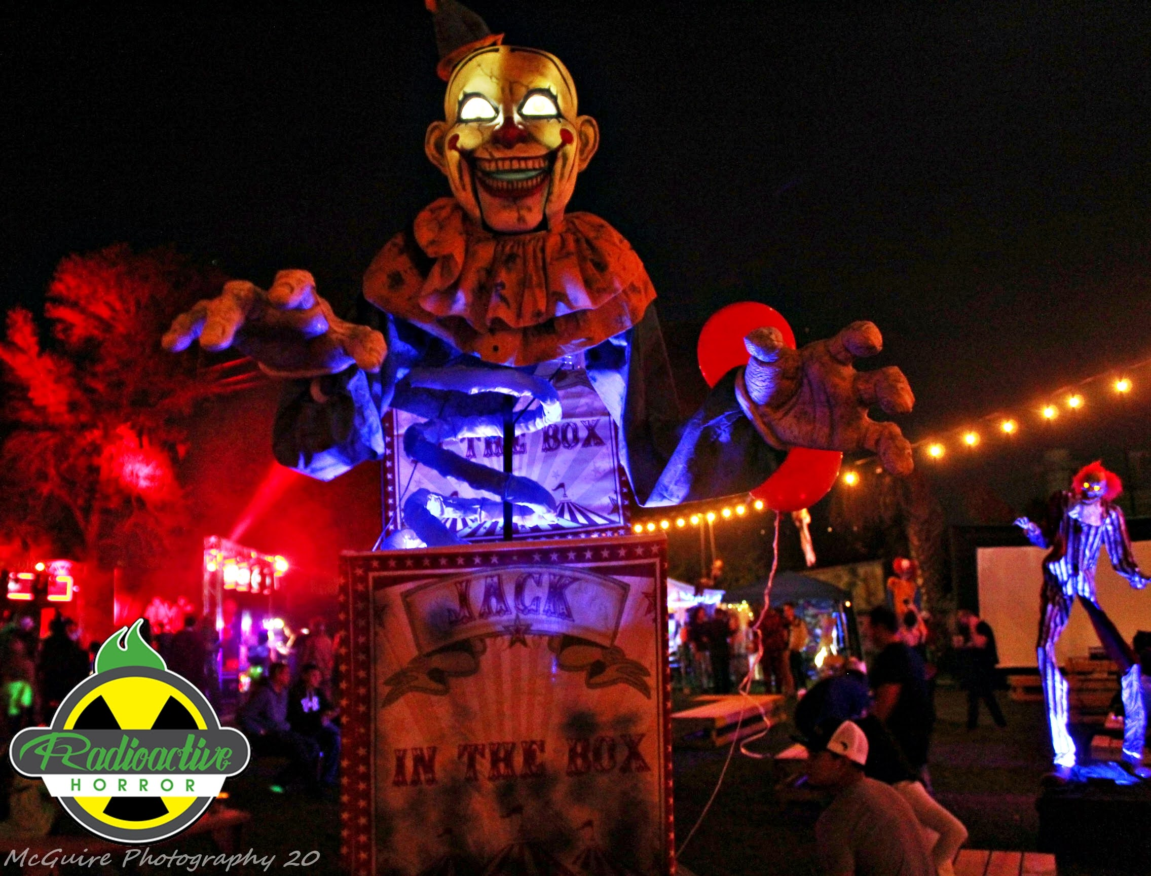Radioactive circus 7 2020