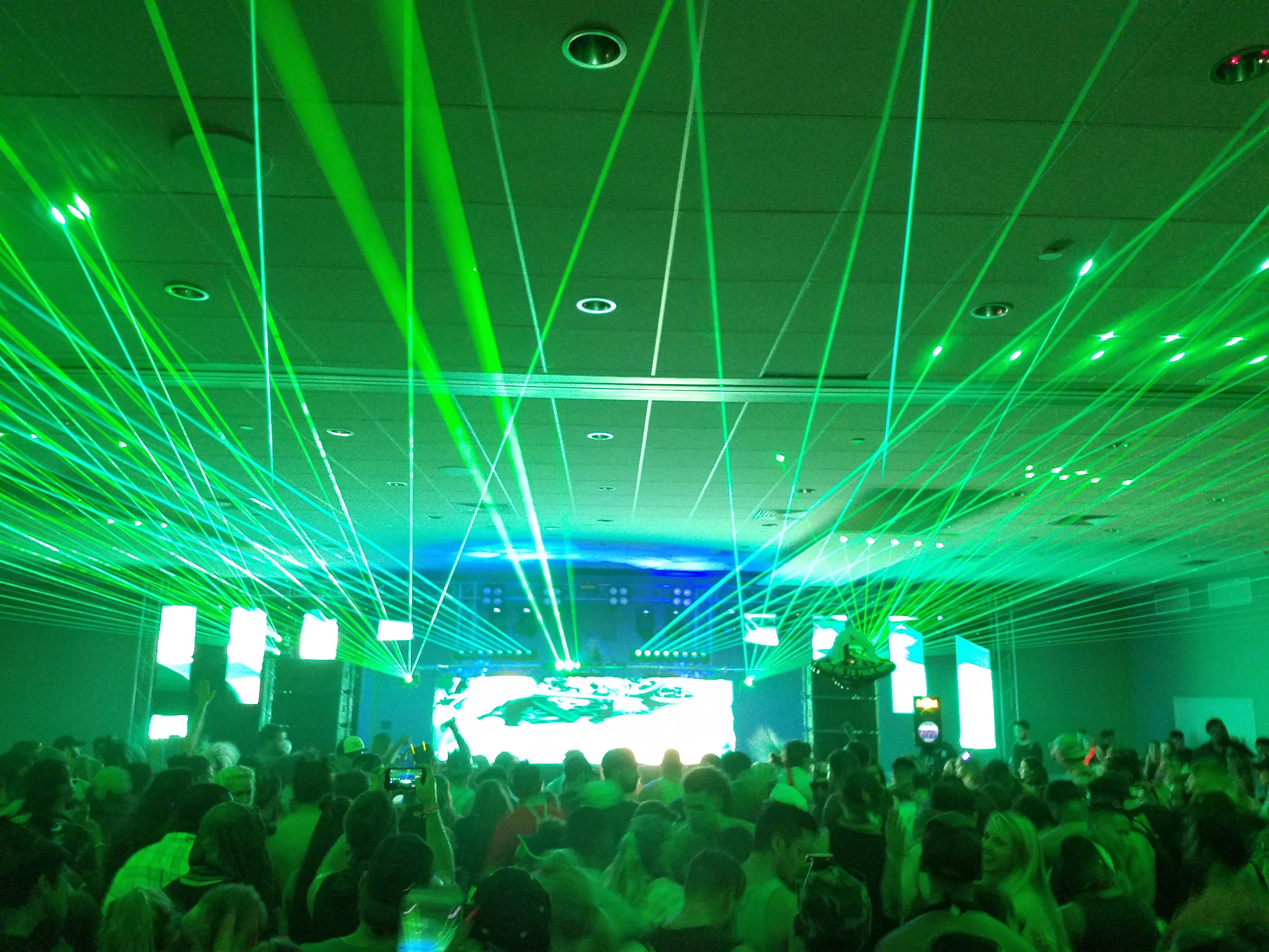 Homebass LASERS