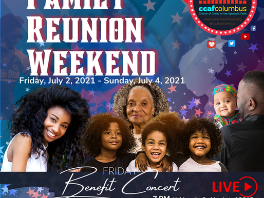 Family Reunion Weekend