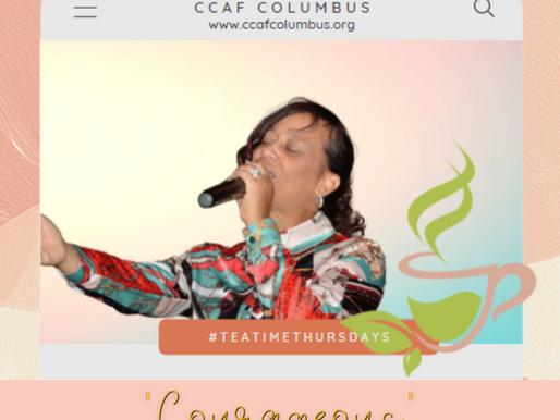#TeaTimeThursdays: Courageous