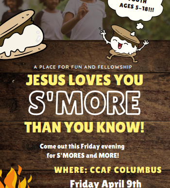 Jesus Loves You S'More!